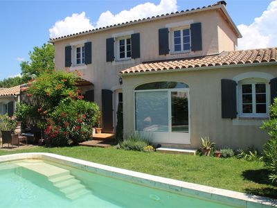 Photo for Villa 6/8 people with swimming pool