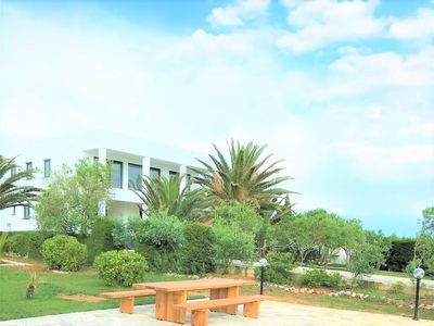 Photo for 5 *, directly on the sea, - new house for 10 persons