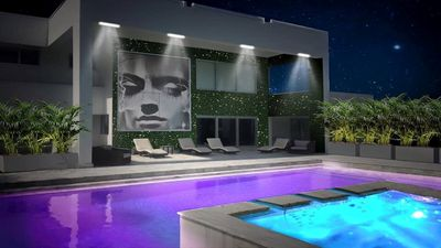 Photo for Private Gated Oasis near Hard Rock Stadium