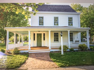 Photo for Chic, Historic fully renovated Greenport Home
