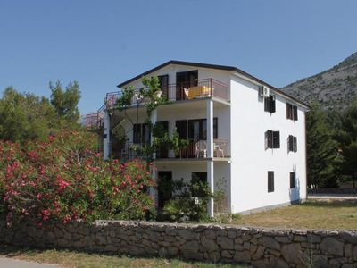 Photo for Apartment in Starigrad (Paklenica), capacity 8+0