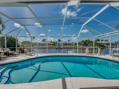 Photo for Roelens Vacations - Villa Truly Paradise - Cape Coral