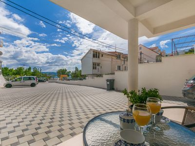 Photo for Apartments Villa Aquamarine (65021-A5) - Duce