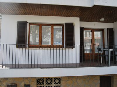 Photo for Apartment in the center of Tamariu with Parking, Terrace, Balcony, Washing machine (721694)