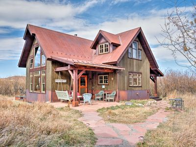 Photo for Secluded Solar Home w/Mtn Views, 30Mi to Telluride