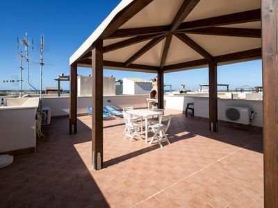 Photo for spiendido apartment in San Vito lo Capo