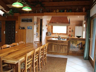 Photo for 4BR Apartment Vacation Rental in Bourg-saint-maurice, Rhône-alpes