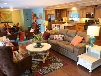 Photo for The Brite House - Large Private Home in Sandpoint