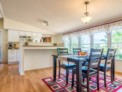 Photo for River Resort Three Bedroom Home With Deck Sleeps 8