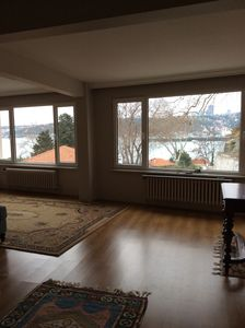 Photo for A superb vacation condo on Bosphorus, Cengelkoy