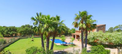 Photo for Can Toni, Wi-fi, Pool, Garden, 15 Minutes From the beach Es Trenc