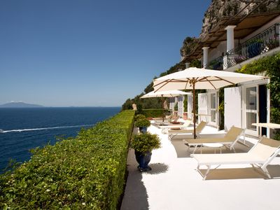 Photo for 7BR Villa Vacation Rental in capri, Campania