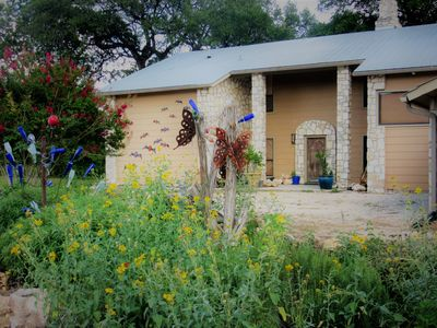 Photo for Beautiful Nature Retreat near Concan, TX