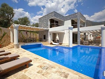Photo for 6BR Villa Vacation Rental in Kaş