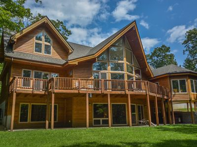 A Family Affair: Centrally Located Lake Access Home