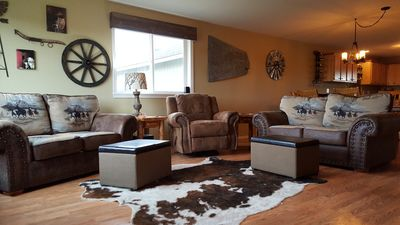 Photo for Ellensburg country living just five minutes from downtown and seven from CWU