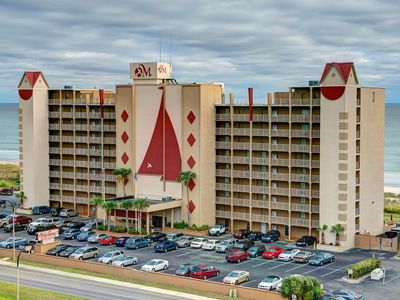 Photo for NMB Oceanfront 1Bd Condo
