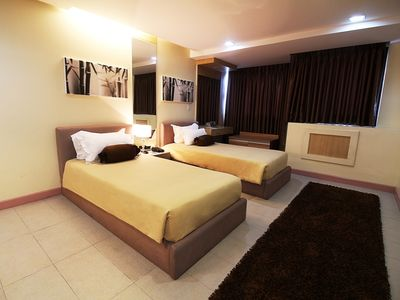 Photo for BSA Twin Tower 34-sqm Studio Prime Unit