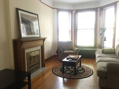 Photo for Vintage❤️Wrigley Boystown❤️3br/2ba in Lakeview - Three Bedroom Apartment, Sleeps 8