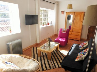 Photo for Cozy apartment in prime location in the historic center of Cusco, Peru