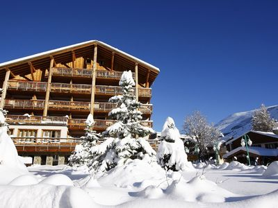 Photo for Luxurious apartments in a residence in the centre of Les 2 Alpes, only 100m. from the cabinlift
