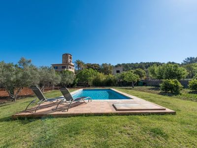 Photo for Vacation home Son Bona in Selva - 6 persons, 3 bedrooms