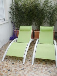 Photo for Nice 2 rooms redone top floor with terrace Nice small swamp