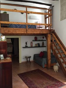 Photo for The apartment is located in a historic building