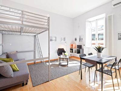 Photo for Lovely studio flat 10min from San Peter