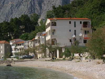 Photo for Apartment in Drašnice (Makarska), capacity 2+2