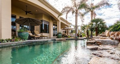 Photo for Black Diamond: PGA West | Private Pool | On Golf Course | Concierge Service