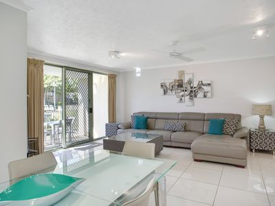 Photo for 2 Bedroom Deluxe Apartment - Perfect for Family Holidays!