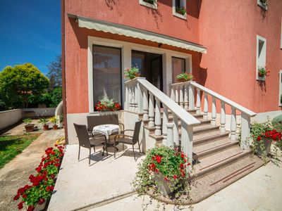 Photo for Villa Rose / Two Bedroom terrace Apartment A2
