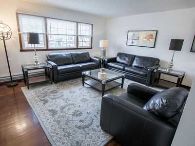 Photo for Sleeps 10 - 3 Bedroom - 2 Bath - 5 Beds - Just 7 Minutes to NYC 201.2