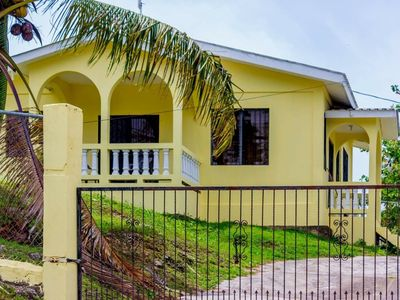 Photo for Beautiful 2 Bedroom Home On Hilltop In Santa Elena Cayo, Belize
