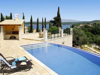 Photo for 5 bedroom Villa, sleeps 10 with Air Con, FREE WiFi and Walk to Beach & Shops