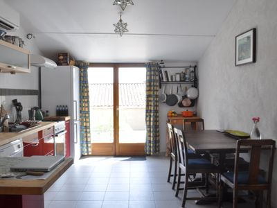 Photo for Renovated Medieval House in Charming Provencal Village