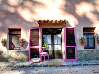 Photo for Self catering Masia Sagués, Apartaments&Restaurant for 24 people