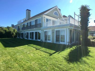Photo for LARGE Waterfront on Paines Creek Beach, Stunning Bayside Views, Central AC - BR0317