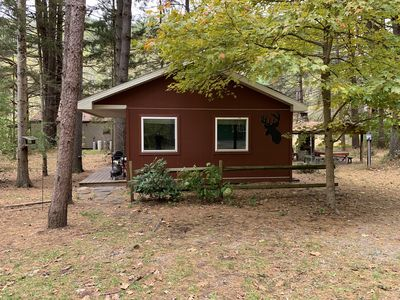 Photo for 1BR Cabin Vacation Rental in Waterville, Pennsylvania