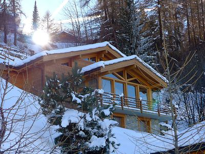 Photo for Vacation home Chalet Arvine  in Nendaz, Valais - 8 persons, 4 bedrooms