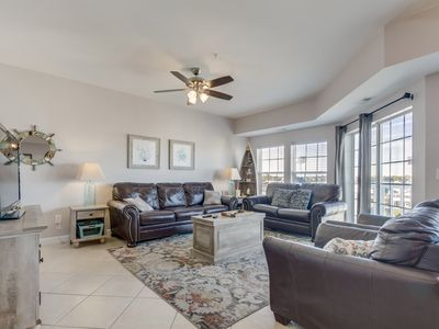 Photo for Spacious 2 story condo at Pier Watch II + FREE DAILY ACTIVITIES!