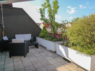 Photo for Huge Terrace in quiet and friendly area