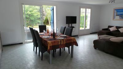 Photo for House 4 bedrooms and 2 bathrooms near sea, amenities and train 6 Pers