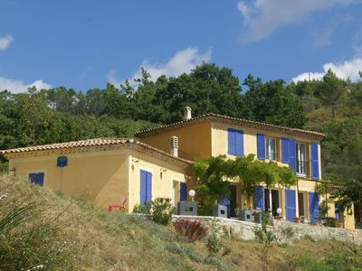 Photo for Beautiful villa with private pool and beautiful views to cozy villages