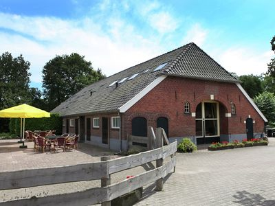 Photo for Pleasantly holiday house is situated on a farm.