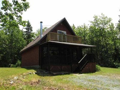 Photo for Old Woods Cabin, Port Mouton