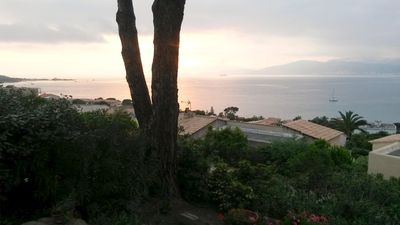 Photo for Villa panoramic view Ajaccio Gulf