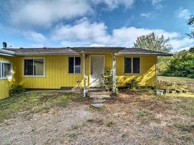 Photo for Crescent City Home on 4 Acres - By Lake & Redwoods