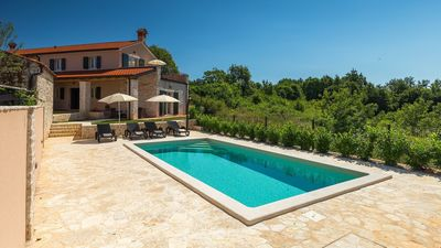 Photo for Beautiful restored villa with pool near Rabac